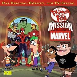 Mission Marvel (Phineas und Ferb 9)