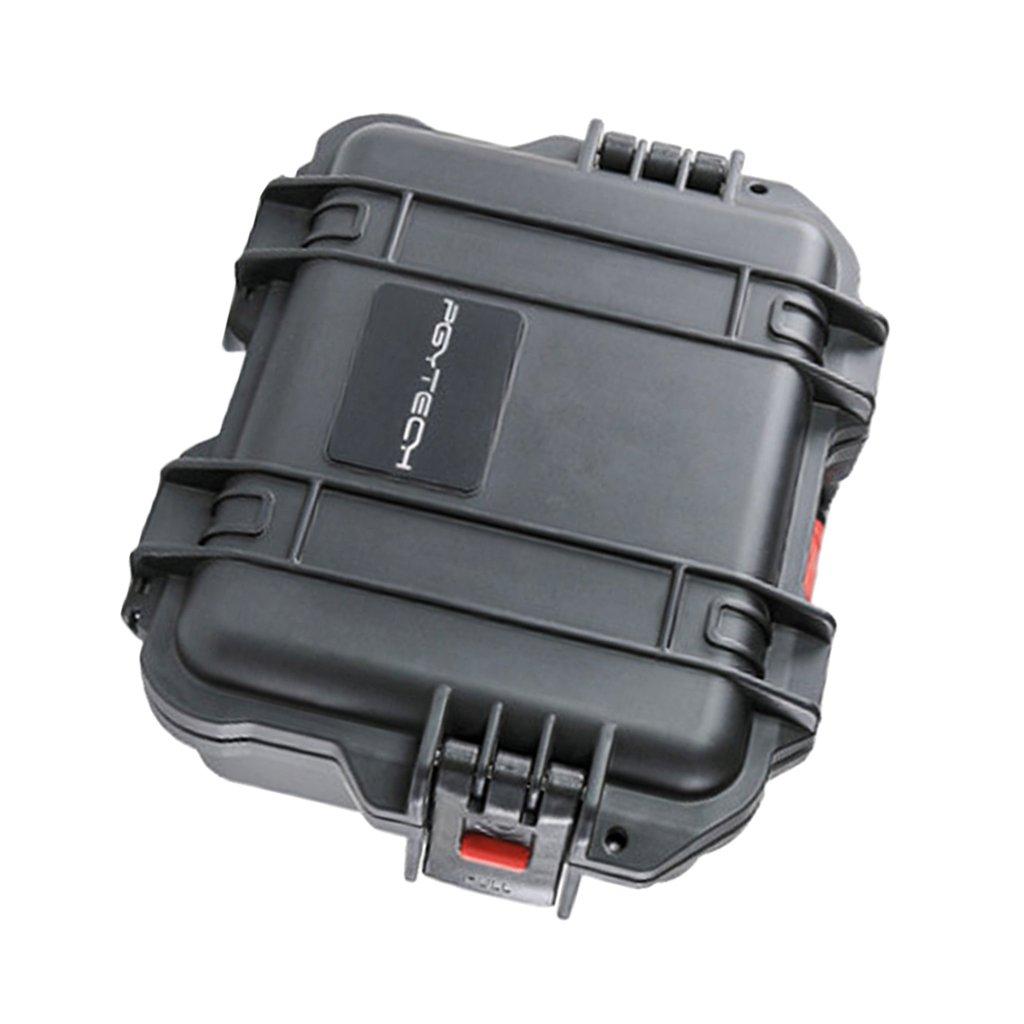 Fenteer Wasserdichter Transportkoffer Hartschalenkoffer Transporttasche für DJI Macic Air