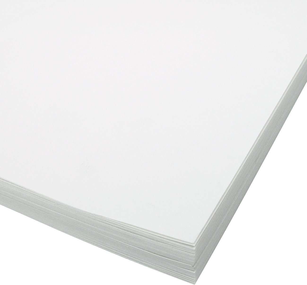 Bee Paper 100% Rag 140# Cold Press Watercolor Paper Pack, 22-Inch by 30-Inch, 25 Sheets per Pack
