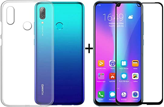 PLANETMOVIL Compatible con Huawei P Smart (2019) 6,2 Pulgadas Pack ...