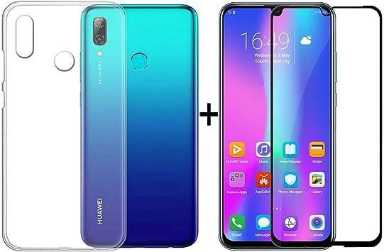 PLANETMOVIL Compatible con Huawei P Smart (2019) 6,2 Pulgadas Pack ...