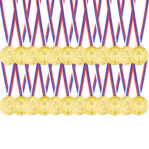 caydo-24-pieces-22-inch-large-gold-plastic-winner-olympic-torch-adward-medals