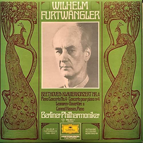 Beethoven Piano Concerto No. 4 Op 58 [Vinyl LP]