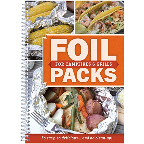 Foil Packs, For Campfires & Grills by CQ Products