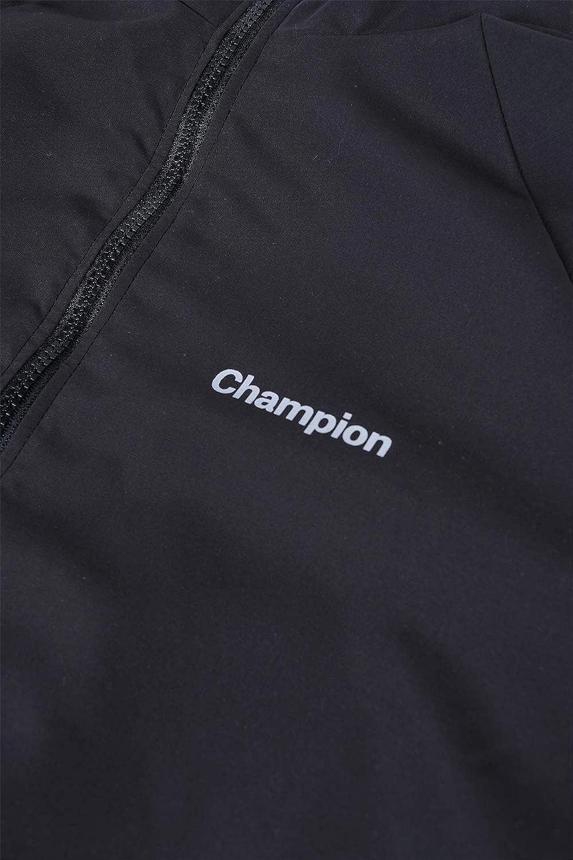 Champion - Chaqueta Deportiva - para Hombre Negro L: Amazon.es: Ropa y accesorios