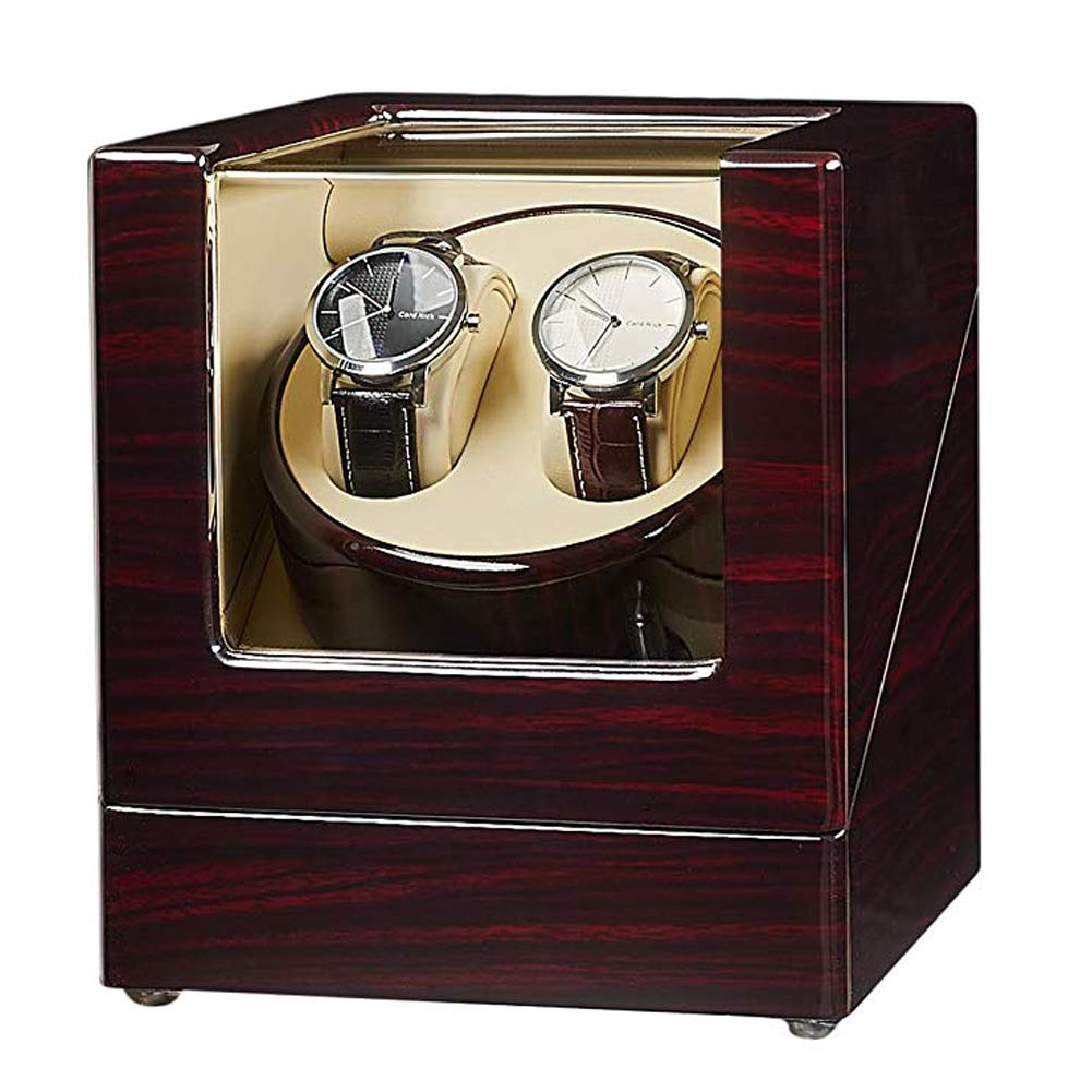 Double Watch Winder,Sepano Automatic Watch Winder for Rolex Watches with Quiet Motor
