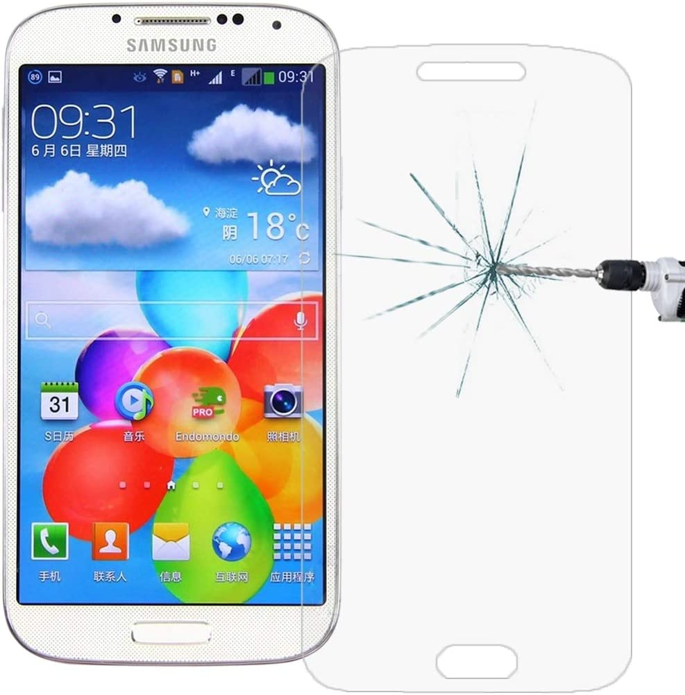 HUFAN 100 PCS for Galaxy Grand 2 G710 0.26mm 9H Surface Hardness 2.5D Explosion-Proof Tempered Glass Screen Film Phone Glass Film