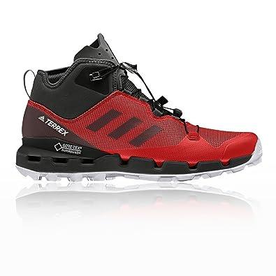 adidas Terrex Fast Mid GTX Surround, Chaussures de Randonnée