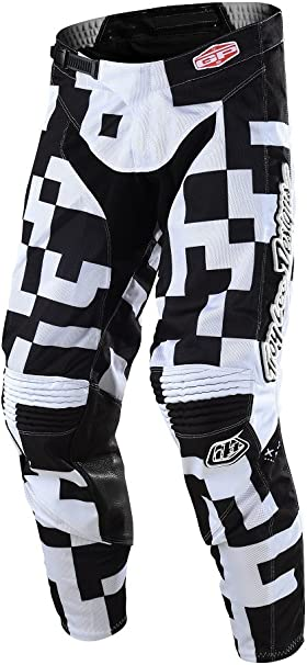 2018 Troy Lee Designs Youth GP Air Maze Pants-White//Black-24