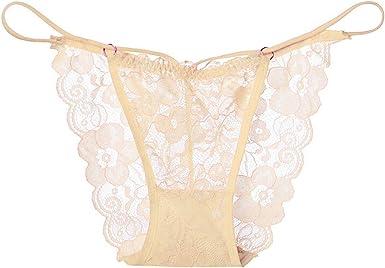 Women/'s G-string Thong Panties Underwear Lace Intimates