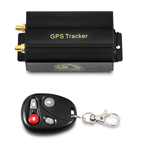 Amazon.com: HUAXING rastreador GPS para coche, GPS, SMS ...