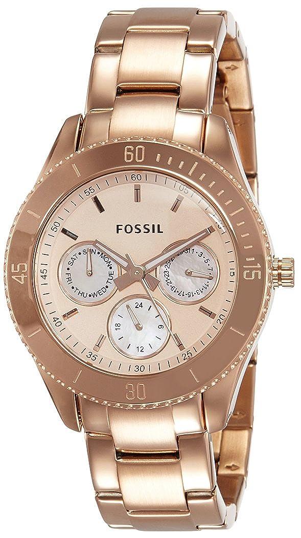 Stella Fossil Watch