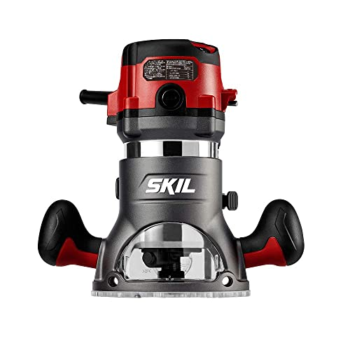 SKIL 10 Amp Fixed Base Corded Router RT1323-00