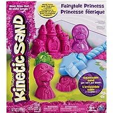 Kinetic Sand Fairytale Princess (20070317)