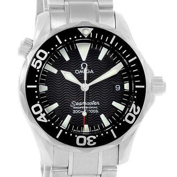Omega Seamaster cuarzo Mens Reloj 2262.50.00 (Certificado) de segunda mano