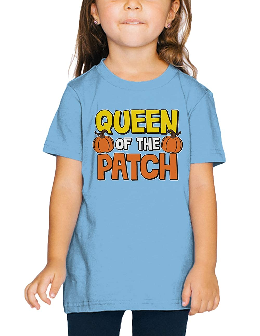 SpiritForged Apparel Queen of The Patch Toddler T-Shirt