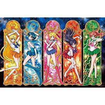 Ensky Jigsaw Puzzle 1000T-43 Mosaic Art Sailor Moon 1000 Pieces