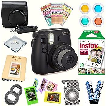 Amazon.com : Fujifilm Instax Mini 8 Instant Film Camera With ...