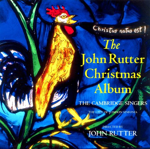 - The John Rutter Christmas Album