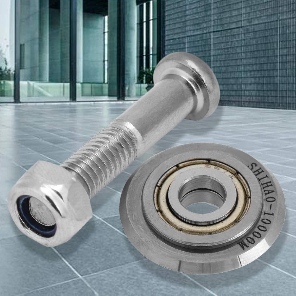 strumento manuale di corrispondenza del dispositivo delle mattonelle della taglierina rapida della ruota del coltello della lega (Max 10000M) Rotella di taglio di piastrelle di ceramica