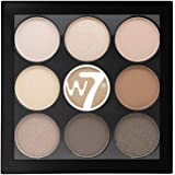 W7 The Naughty Nine Shades of Eye Colour Eyeshadow Palette-Arabian Nights