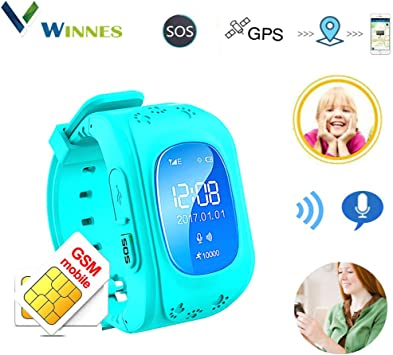 Reloj Inteligente niño, Telefono Reloj Inteligente niña Smart Watch