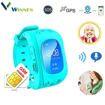 Amazon.com: Winnes - Reloj inteligente impermeable para ...