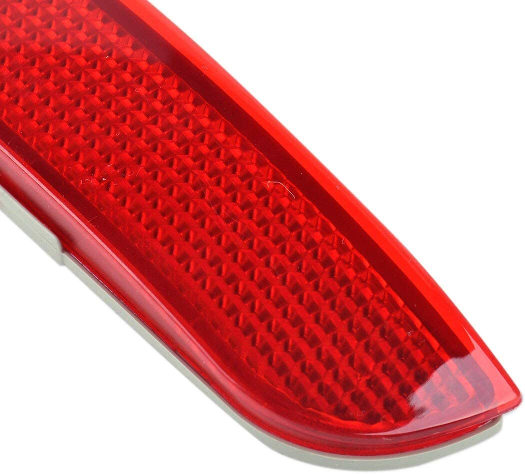 New Car Plastic Red /& Grey Right Bumper Rear Light Lamp Cover Reflector 81920-0R020 fit for Toyota RAV4 2009 2010 2011 2012 Cacys-Store