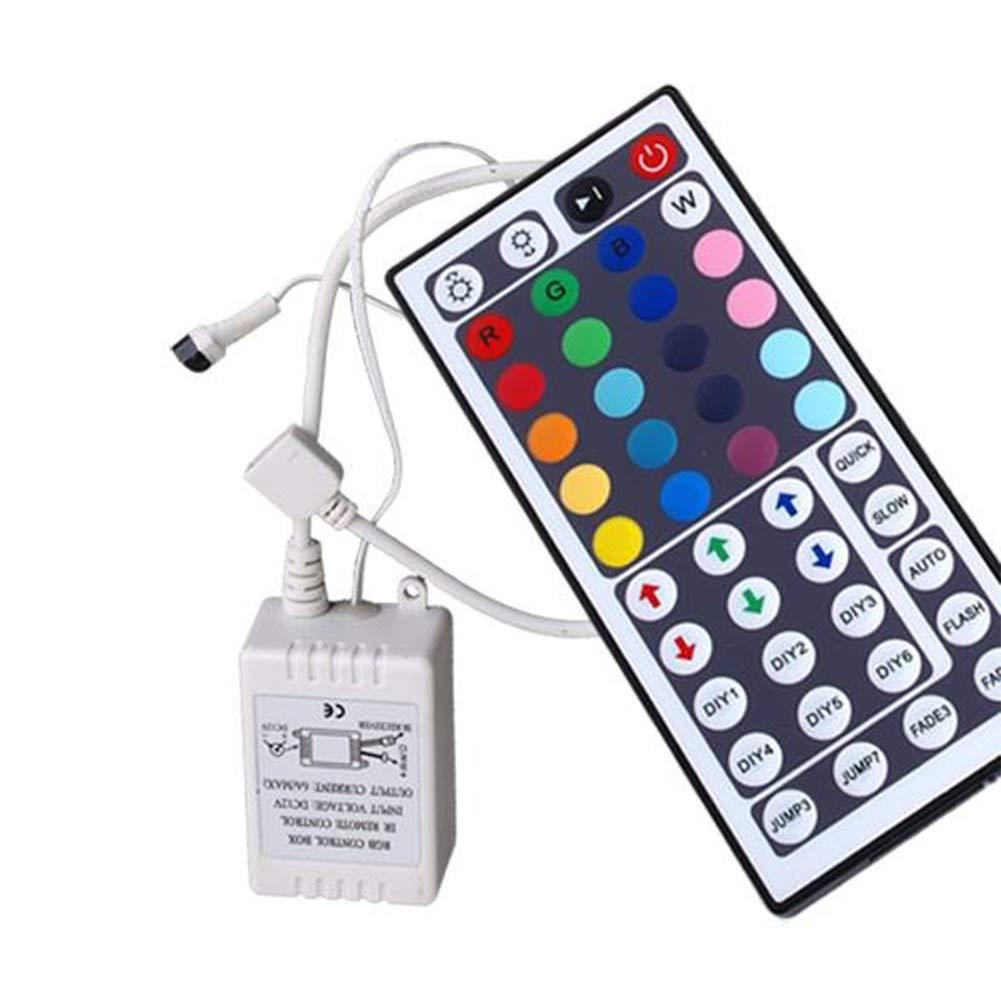 Newin Star Colorful 44 Control IR Box 12V RGB 5050 SMD LED luci Accessori Chiave elettronico Senza Fili Remote Controller