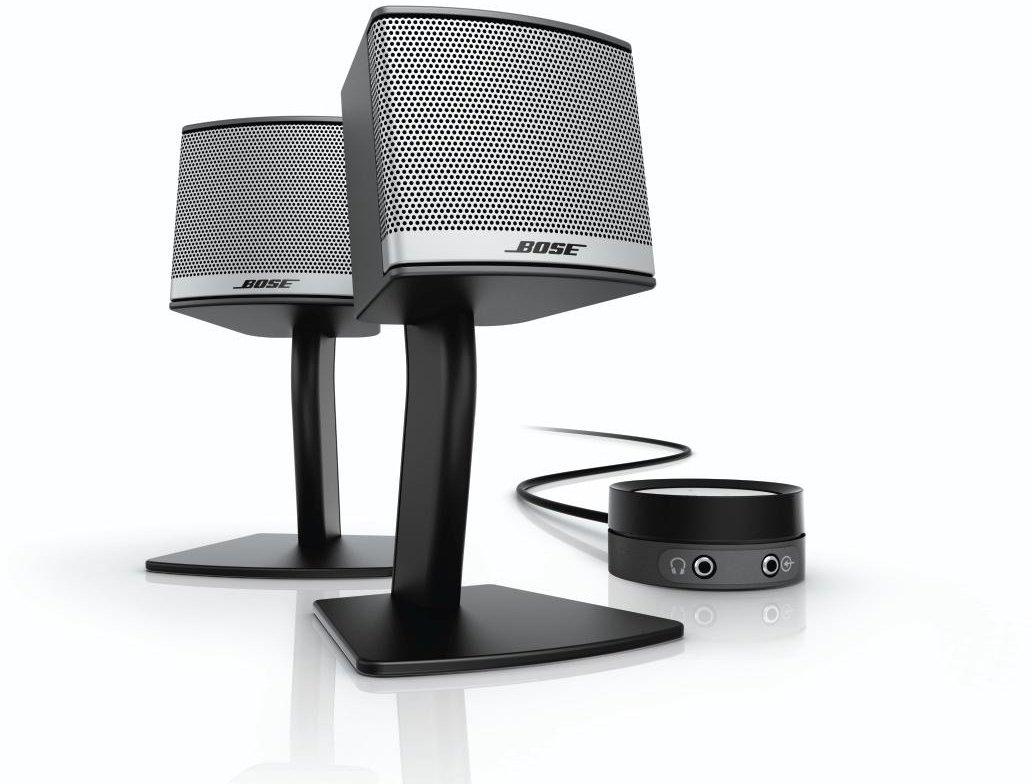 Bose ® Companion 3 Multimedia Lautsprecher System: Amazon.de ...