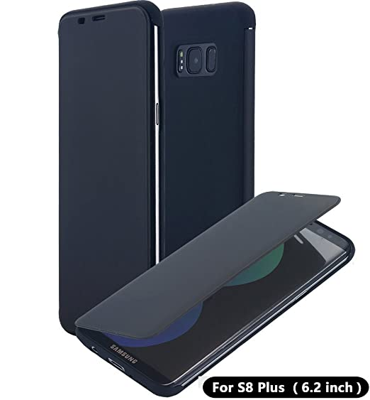 samsung s8 case clear view standing