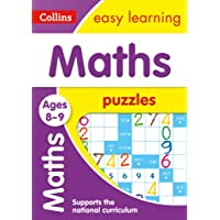 Maths Puzzles Ages 8-9: Ideal for Home Learning