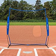 FORTRESS Portable Softball Screen – Pitch with Peace of Mind! [Net World Sports]