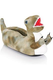 Estupendo Infantil, infantil Cómodo Animal Artículo De Regalo 3D Pantuflas - Niño', Mono, 31-32 EU / 11-12 UK / Mediana