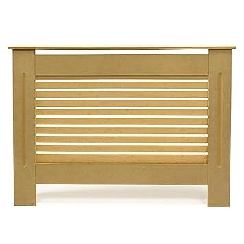 Diseño de bosque armario de tablero DM para radiador talco, con forro Grill, tamaño
