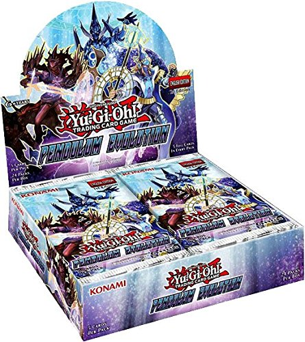 [Yu-Gi-Oh! CCG: Pendulum Evolution Booster Display Box] (24ct Ccg Booster Box)