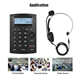Walmeck Call Center Telephone with Noise