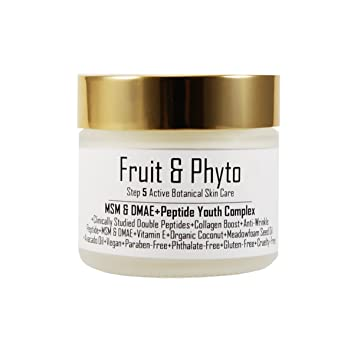 Amazon com: Fruit & Phyto Clinically Studied MSM & DMAE