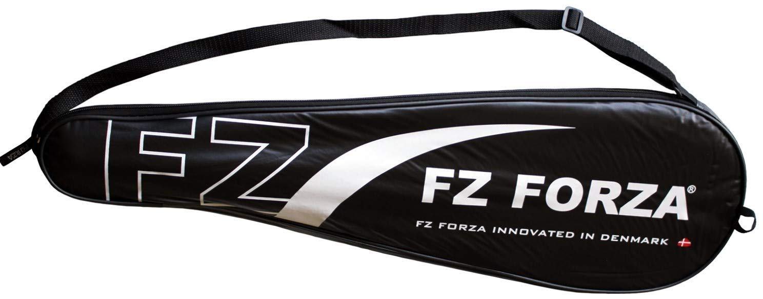 ZF Forza - Funda Completa/Thermobag / Funda Protectora/Funda de Raqueta para la protección de Raquetas de bádminton o Squash - con práctica Correa de Transporte FZ Forza
