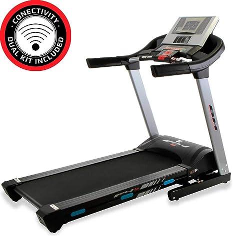 BH Fitness - Cinta de Correr i.f4 Dual + Dual Kit t: Amazon.es ...