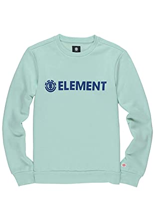 ELEMENT Sudadera Blazin Crew Brook Green (XL)