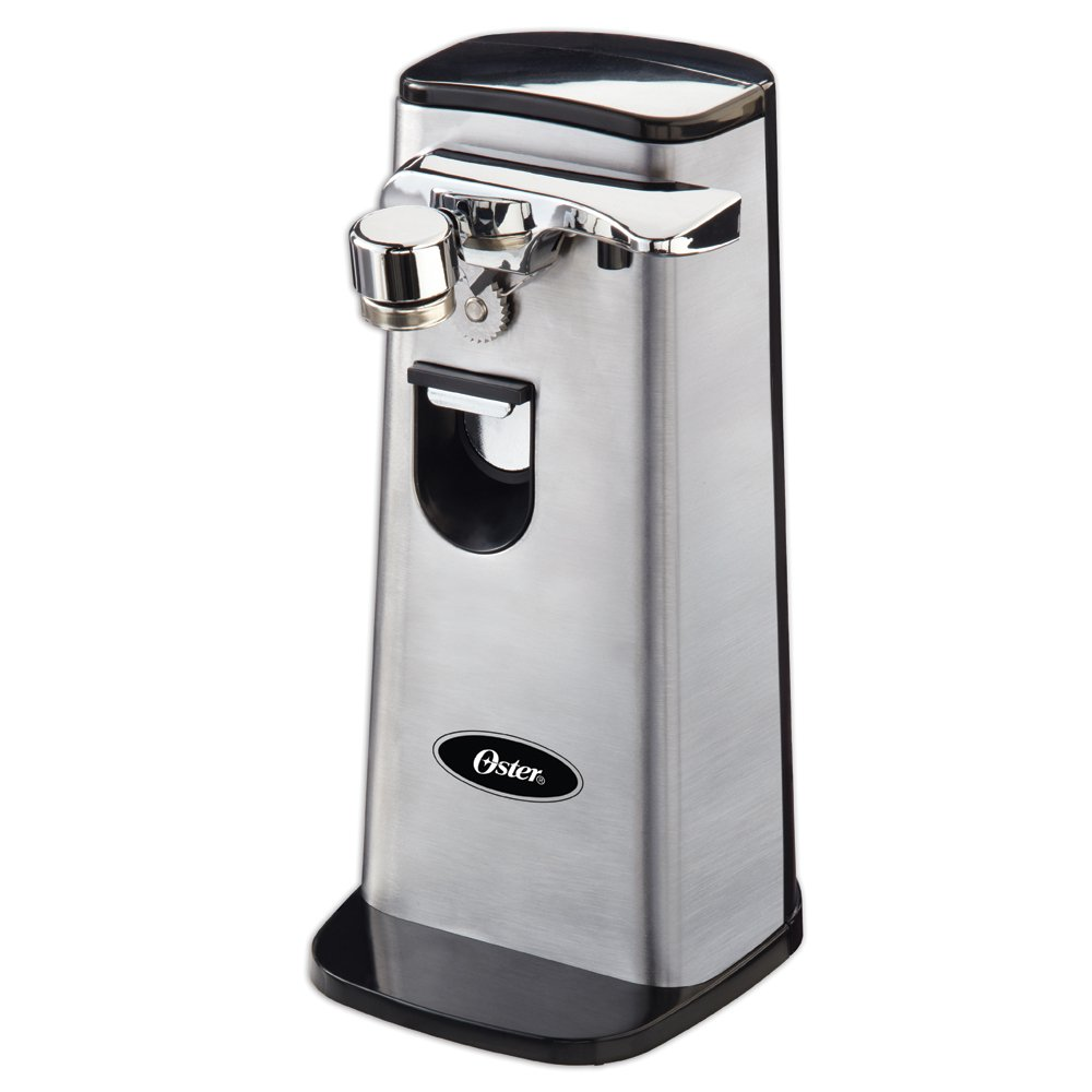 Amazoncom Oster Fpstcn1300 Electric Can Opener Stainless Steel