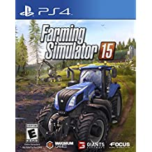 Farming Simulator 15 - PlayStation 4 Standard Edition