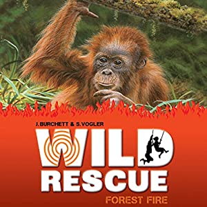 Wild Rescue: Forest Fire Audiobook