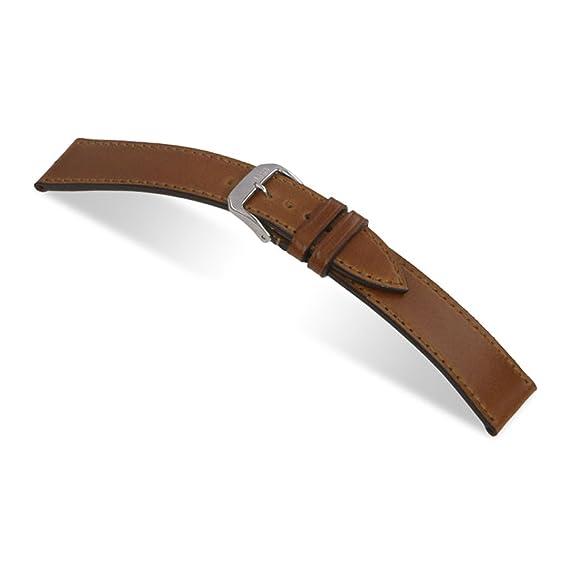 RIOS1931 Springfield - auténtica carcasa piel cordobés reloj banda para relojes Nomos 114 x 82: Amazon.es: Relojes