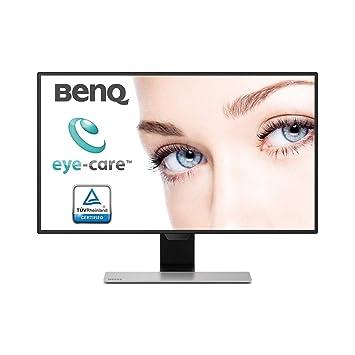 BenQ EW2770QZ 27 Inch QHD Video Enjoyment Monitor, Eye-Care, Bezel less,  100 Percent sRGB, Rec  709 , BI Plus Sensor - Black/Silver