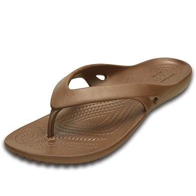 1ab32b1133fa Crocs Women s Kadeeiiflipw Flip Flops  Amazon.co.uk  Shoes   Bags