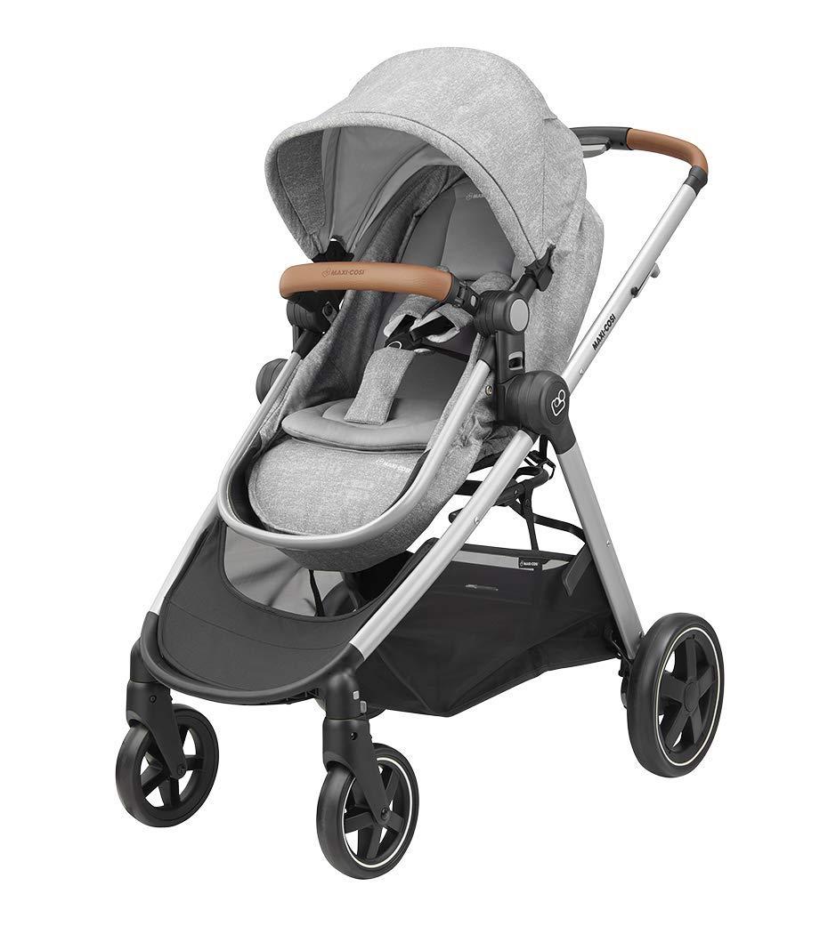 Maxi-Cosi Zelia - Silla de paseo, color gris: Amazon.es: Bebé