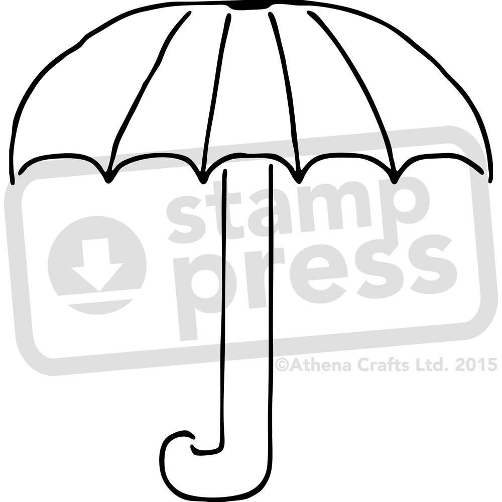 Groß Regenschirm Vorlagen Zeitgenössisch - Beispiel Wiederaufnahme ...
