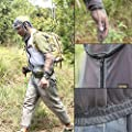 OUTAD Unisex Anti-Mosquito Mesh Hooded Suits Insect Shield Mosquito Body Suit with Pants Gloves Small Carrying Pouch for Woman and Men Mosquito Protection Hunting Camping Fishing Outdoor